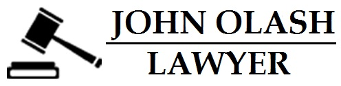 John Olash – Attorney at Law